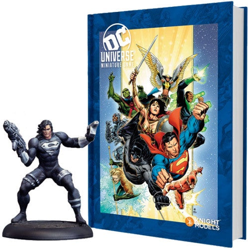 DC Universe Rulebook - Heroes Cover - Game State Store