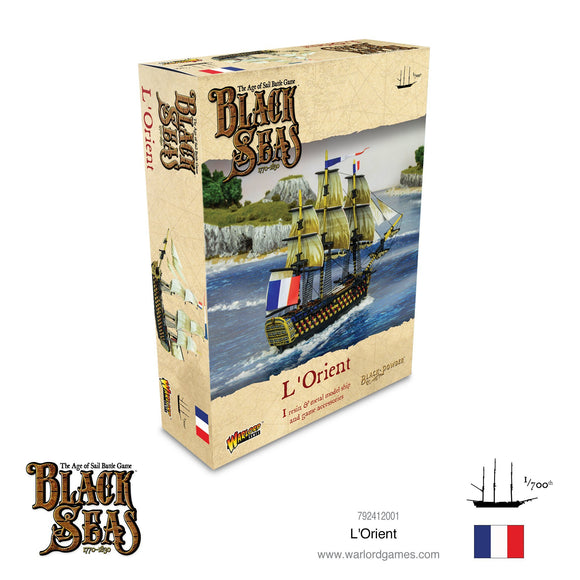 Black Seas L'Orient - Game State Store