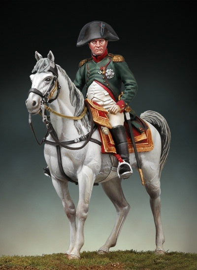 Napoleon on Horseback, Friedland 1807