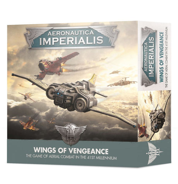 AERO/IMPERIALIS: WINGS OF VENGEANCE ENG - Game State Store
