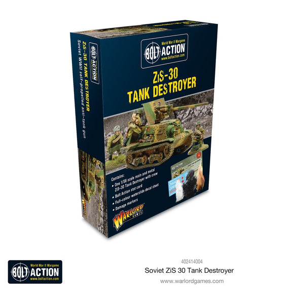 ZIS-30 Tank Destroyer - Game State Store