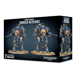 IMPERIAL KNIGHTS ARMIGER HELVERINS - Game State Store