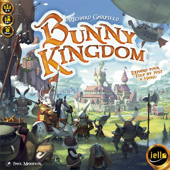 iello Bunny Kingdom - Game State Store