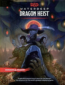 D&D Waterdeep: Dragon Heist - Game State Store