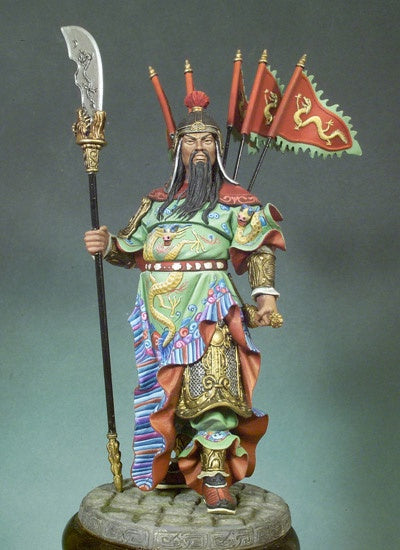 Chinese Warrior (Kuan Yu 300 A.D.)