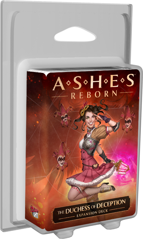 Ashes Reborn The Duchess of Deception Expansion Deck