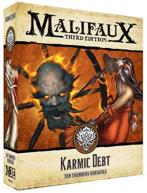 Kharmic Debt Pre-order - Arrive Feb 2020 - Game State Store