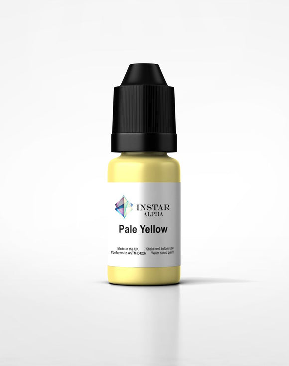 Instar Paint 20ml Alpha Pale Yellow