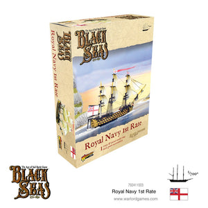 Royal Navy 1st Rate - Game State Store