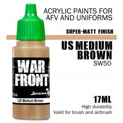 SW US MEDIUM BROWN 17 mL - Game State Store