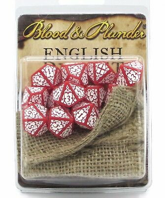 English Dice - Game State Store