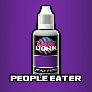 Turbo Dork People Eater Metallic Acrylic Paint - 20ml Bottle - Game State Store