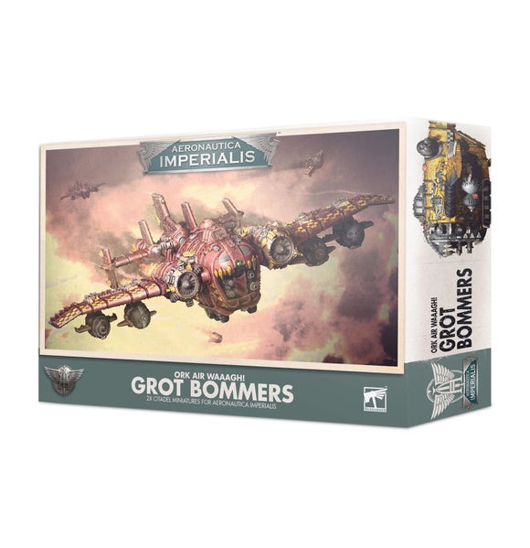A/I ORK AIR WAAAGH! GROT BOMMERS - Game State Store