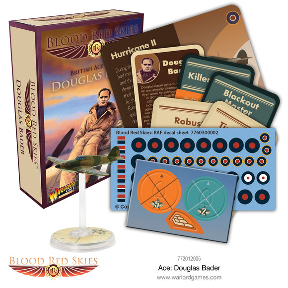 Douglas Bader Hurricane Ace - Game State Store
