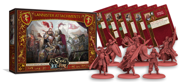 SIF: Lannister Attachments 1