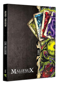 Malifaux Core Rulebook - M3e 3rd Edition - Game State Store