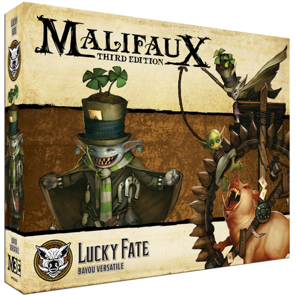 Lucky Fate - M3e - Game State Store