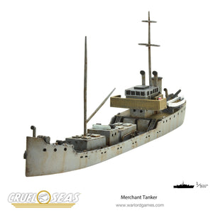 Merchant Tanker - Game State Store