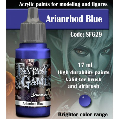 SFG ARIANRHOD BLUE 17 mL - Game State Store