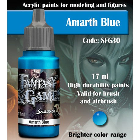 SFG AMARTH BLUE 17 mL - Game State Store