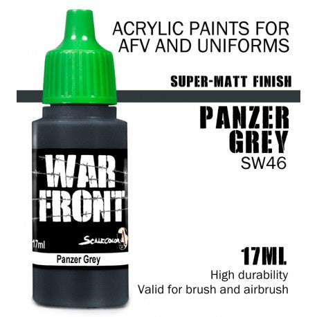 SW PANZER GREY 17 mL - Game State Store