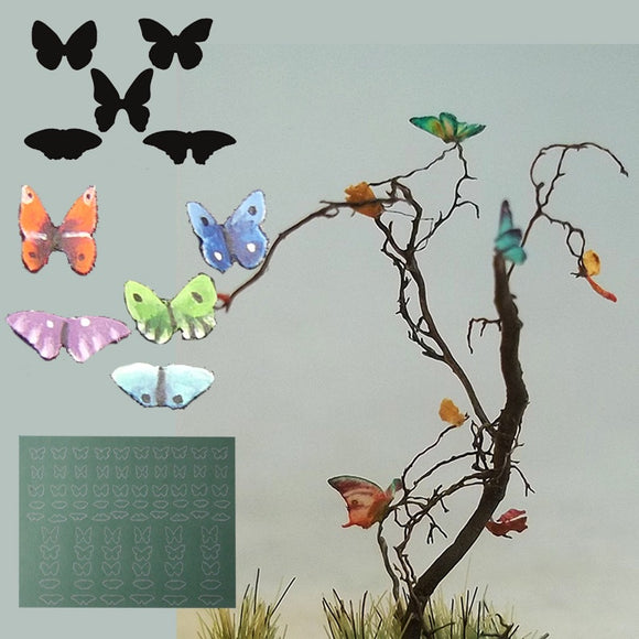 Paper Scenics: Butterflies & Moths - Game State Store