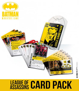 League Of Assassins Card Pack - Game State Store