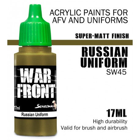 SW RUSSIAN UNIFORM 17 mL - Game State Store