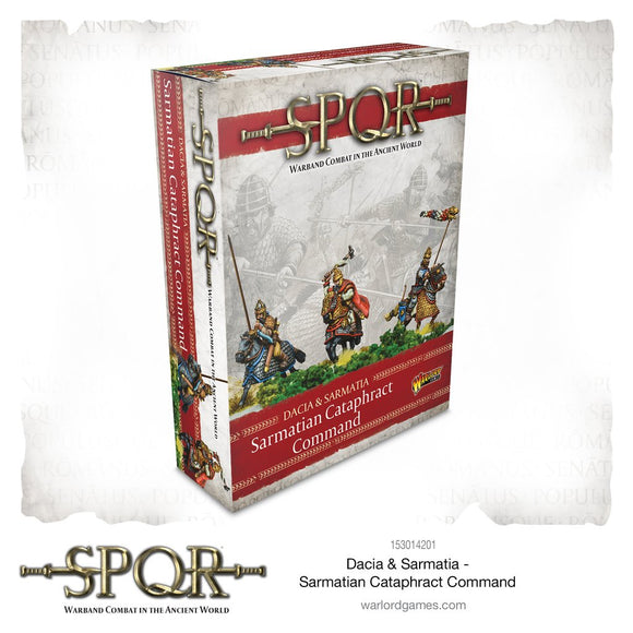 Sarmatian Cataphract Command - Game State Store