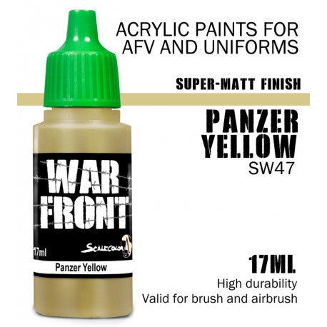 SW PANZER YELLOW 17 mL - Game State Store