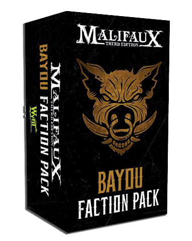 Bayou Faction Pack - M3e Malifaux 3rd Edition - Game State Store