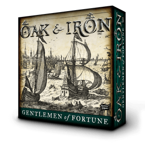 Oak & Iron: Gentlemen of Fortune Expansion - Game State Store