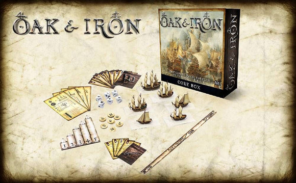 OAK & IRON: Core Box 2 Player Starter Set