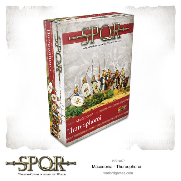 Macedonian Thureophoroi - Game State Store
