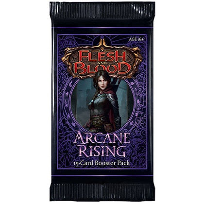 Flesh & Blood: Arcane Rising Unlimited Single Pack