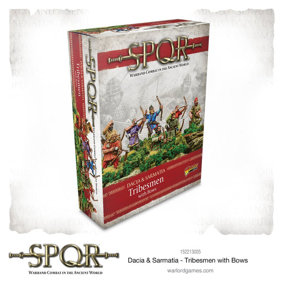 Dacian Tribesmen with Bows - Game State Store