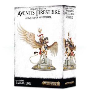 AVENTIS FIRESTRIKE MAGISTER OF HAMMERHAL - Game State Store