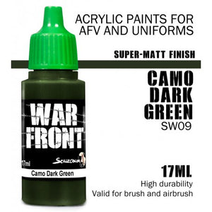 SW SS CAMO DARK GREEN 17 mL - Game State Store