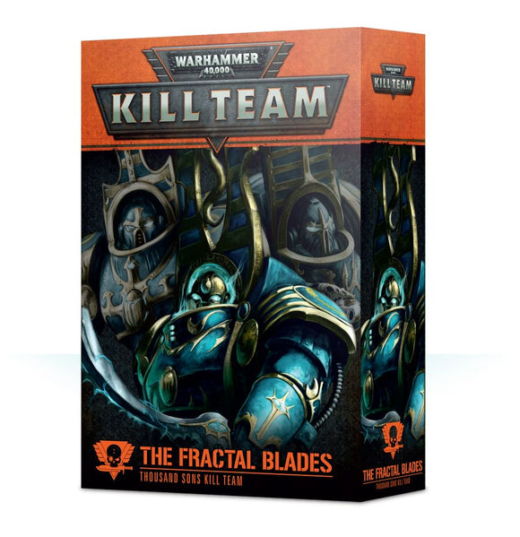 KILL TEAM: FRACTAL BLADES (ENGLISH) - Game State Store