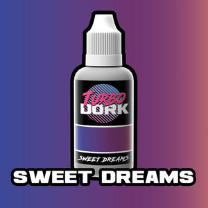 Turbo Dork Sweet Dreams Colorshift Acrylic Paint - 20ml Bottle - Game State Store