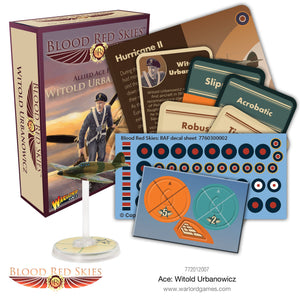 Witold Urbanowicz Hurricane Ace - Game State Store