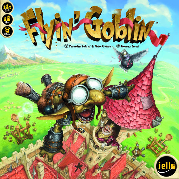 iello Flyin Goblin - Game State Store