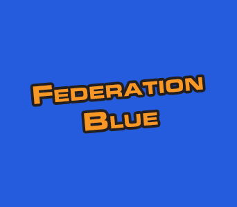 Secret Weapon Acrylics: Federation Blue - Game State Store