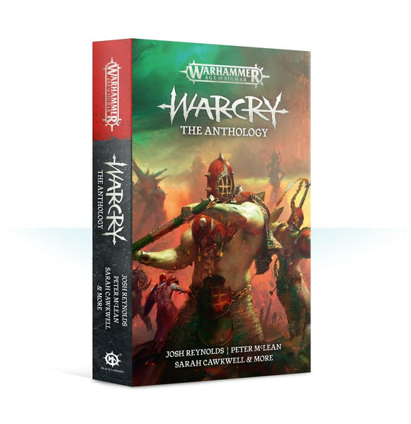 WARCRY THE ANTHOLOGY (PB) - Game State Store