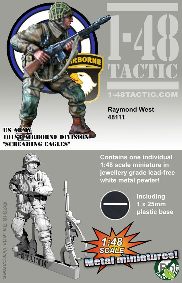 Ray West - US Army 101st Airborne Division - Game State Store
