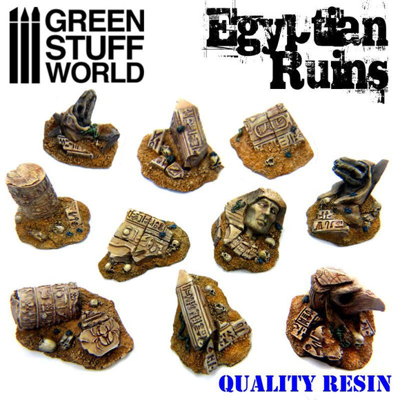 GSW - Egyptian Ruins Set