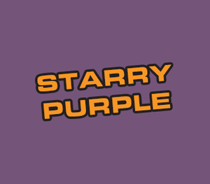 Secret Weapon Acrylics: Starry Purple - Game State Store
