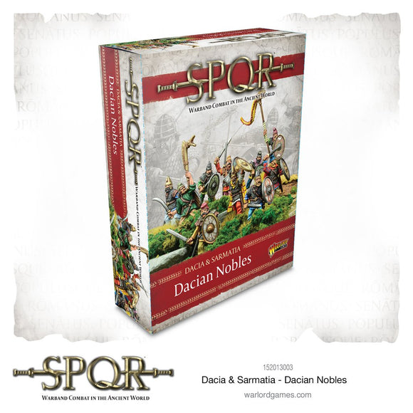 Dacian Nobles - Game State Store