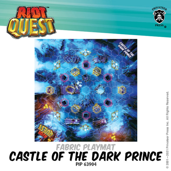 Riot Quest Castle of the Dark Prince