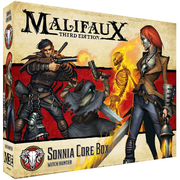 Sonnia Core Box - M3e - Game State Store